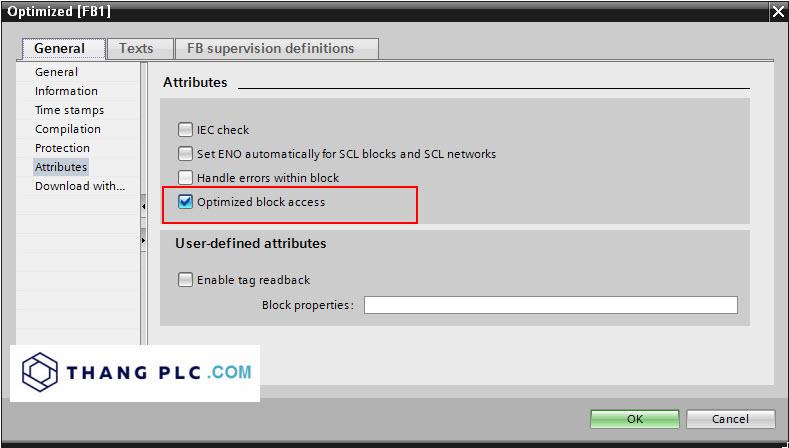 optimize block2