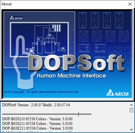 DOPSoft 2.00.07 2