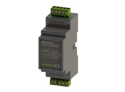 Bộ chuyển đổi tín hiệu đầu cân Loadcell sang analog 4 20mA 0 10V 0 5V RW GT01A 1