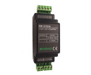 Bộ chuyển đổi tín hiệu đầu cân Loadcell sang analog 4 20mA 0 10V 0 5V RW GT01A 4