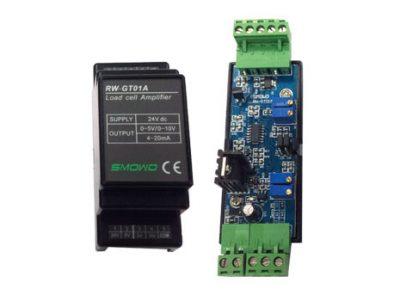 Bộ chuyển đổi tín hiệu đầu cân Loadcell sang analog 4 20mA 0 10V 0 5V RW GT01A 5