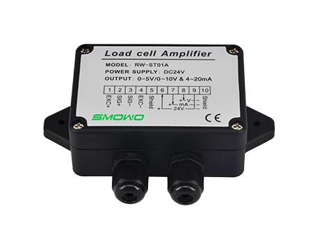 Bộ chuyển đổi tín hiệu đầu cân Loadcell sang analog 4 20mA 0 10V 0 5V RW ST01A 1