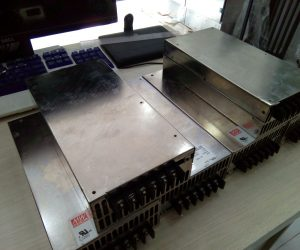 SE 600 24 MEANWELL 25A 3