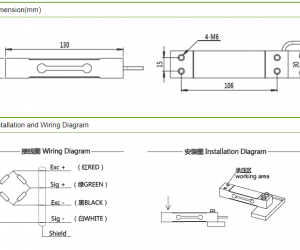 Load Cell LCS D1 4