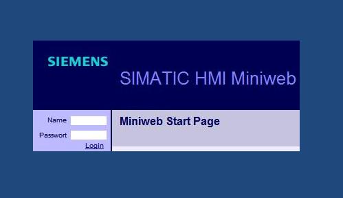 hmi web